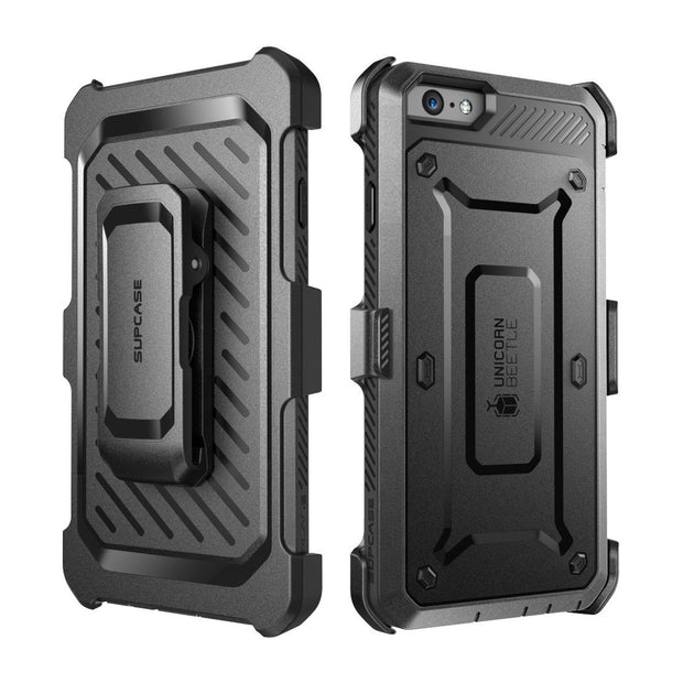 iPhone 6S Plus & 6 Unicorn Beetle Pro Holster Only- Black