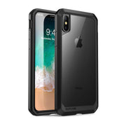 iPhone X/iPhone XS Unicorn Beetle Clear Bumper Case