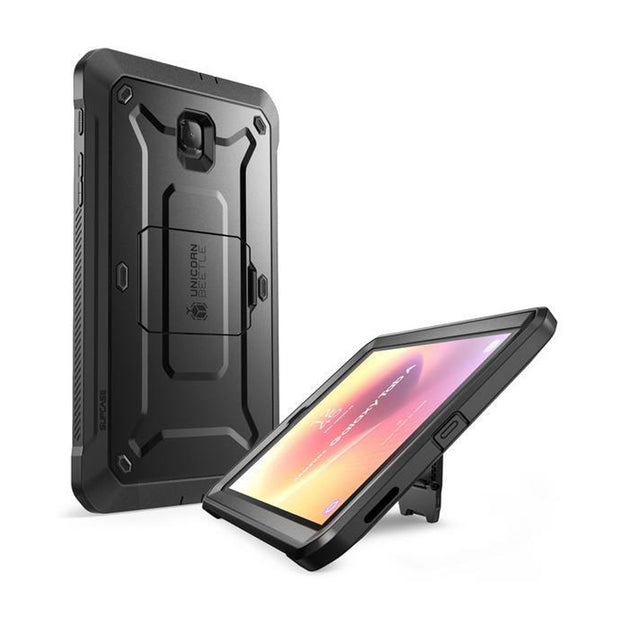 Galaxy Tab A 10.5 inch (2018) Unicorn Beetle Pro Rugged Full-Body Case-Black