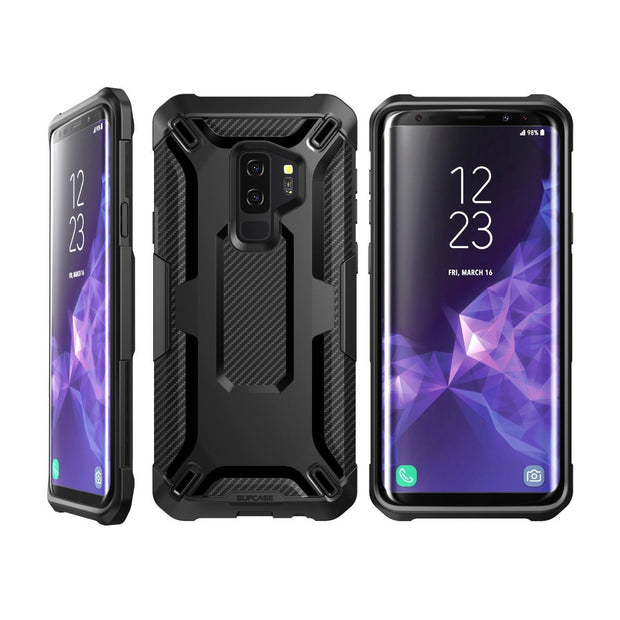 Galaxy S9 Plus Unicorn Beetle Air Protective Case-Black