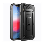 iPhone XR Unicorn Beetle Pro Full-Body Holster Case