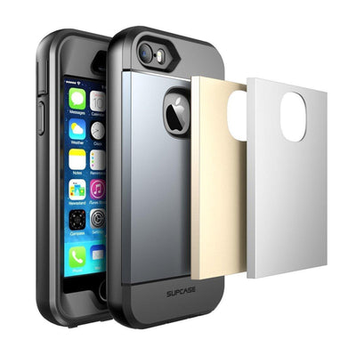iPhone SE Water Resistant Full Body Protective Case