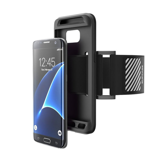 Galaxy S7 Edge Easy Fitting Sport Case and Athletic Armband