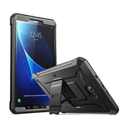 Galaxy Tab A 10.1 inch (2016) Unicorn Beetle Pro Full-Body Protective Case-Black
