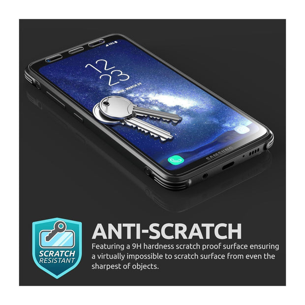 Galaxy S8 Active Tempered Glass Screen Protector (2 pack)