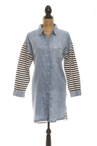 Nora Denim Dress
