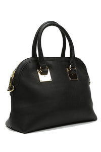 Jacqueline Faux Leather Handbag