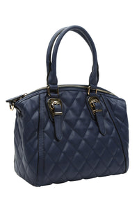The Abby Quilted Pattern Bag