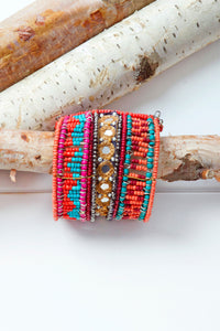 Sophia Multicolor Bangle