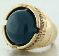 Victoria Domed Ring
