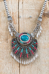 Egyptian Statement Necklace