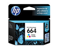 HP - Ink cartridge - Tricolor - tonercity plus