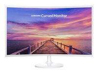 Monitor LED - curvado SAMSUNG - tonercity plus