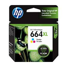 Cartucho de Tinta HP 664XL color - tonercity plus