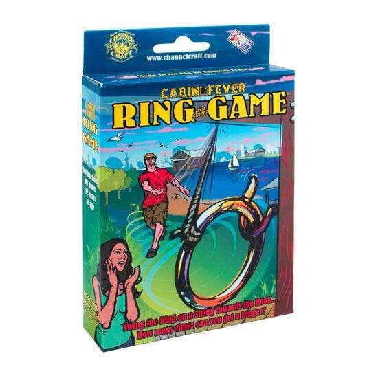 Cabin Fever Ring Game Sugar Cubed