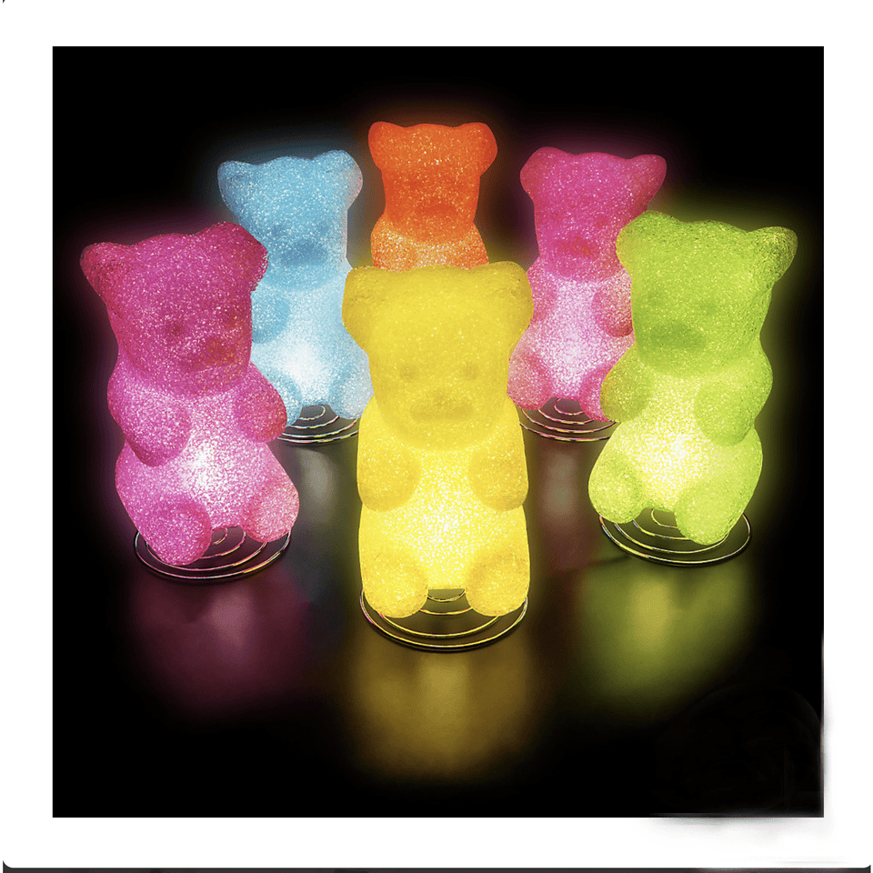 Toys Copy of Copy of Sparkle Panda Lamp Sugar Cubed