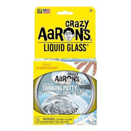 Putty Rose Lagoon Crazy Aaron's Thinking Putty Liquid Glass 787790209300 Crazy Aaron's
