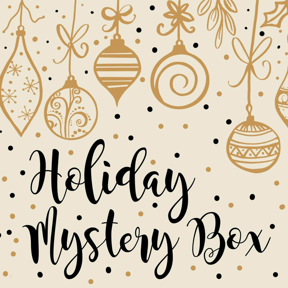 Christmas Mystery Holiday Gift Box? Sugar Cubed