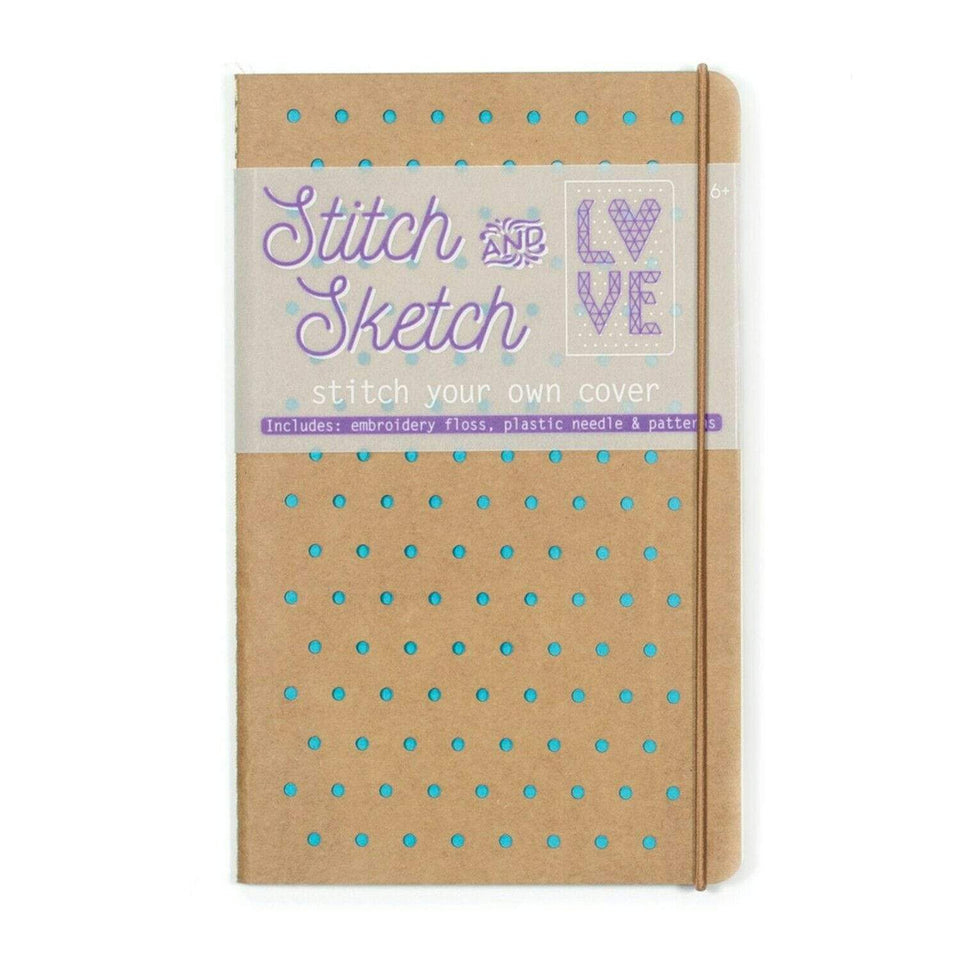 Arts and Crafts ooly Stitch and Sketch Sketchbook 879426008170 OOLY