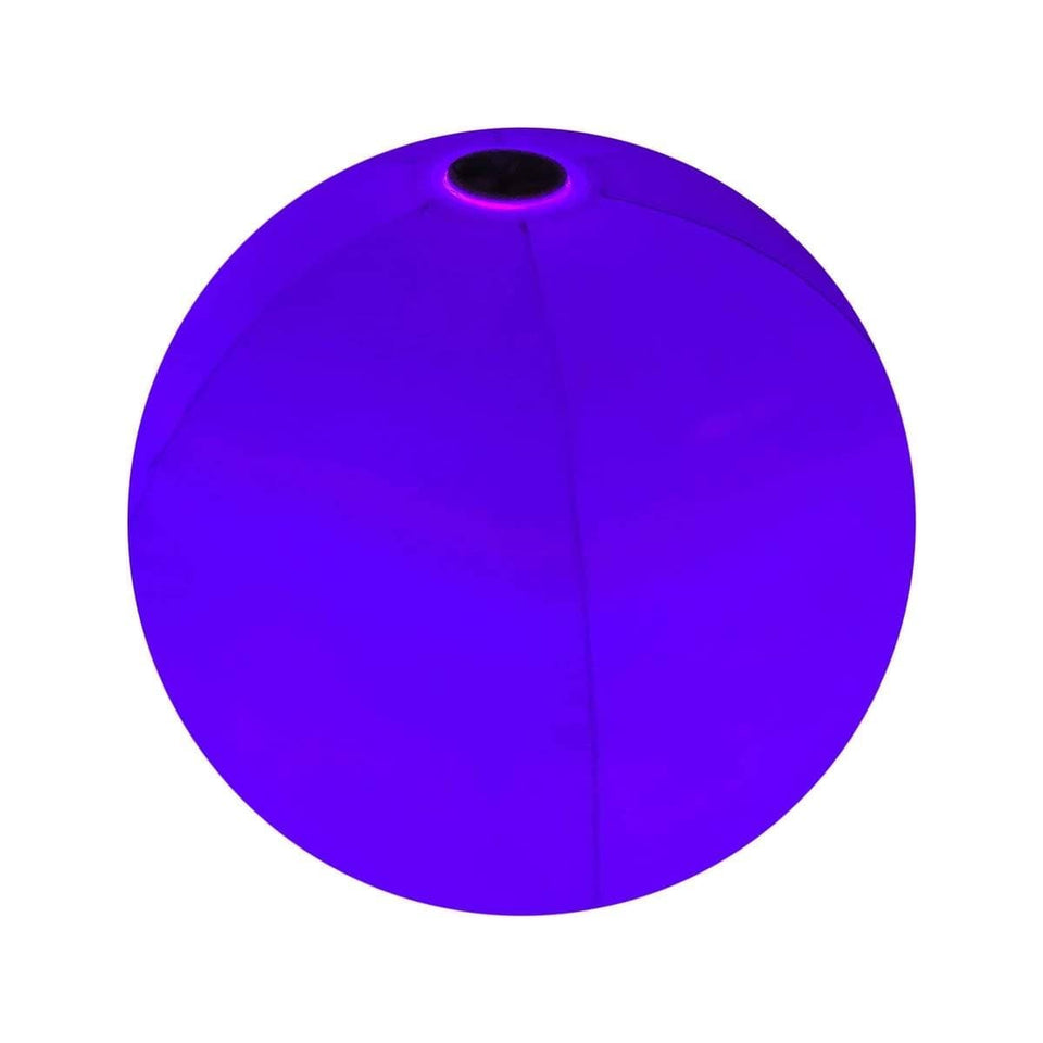 Pool Candy Illuminated Color Changing Beach Ball 814092028244 Sugar Cubed