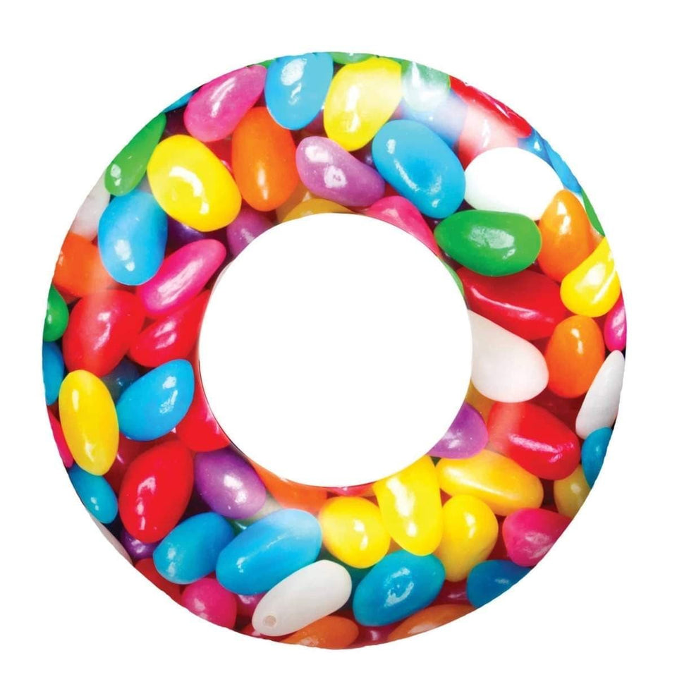Outdoor Toy Pool Candy Jelly Beans Beach and Pool Tube 814092020491 Pool Candy