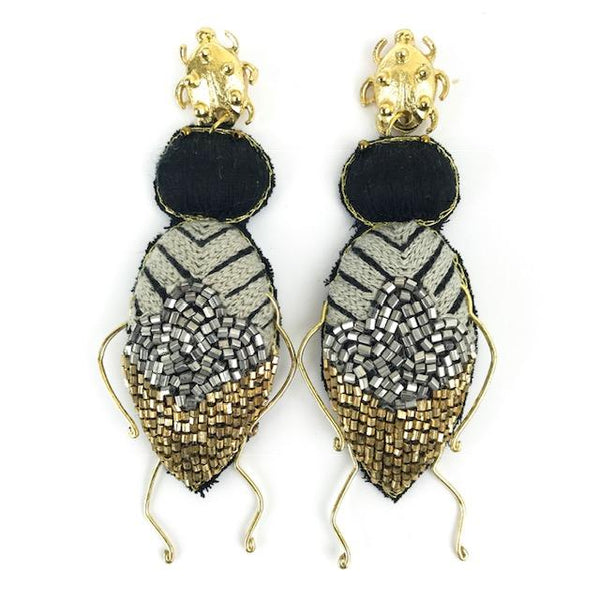 Zest Marketplace Allie Beads Collection Beetle Drops