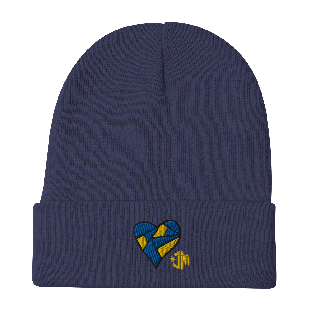 Bethel Embroidered Beanie