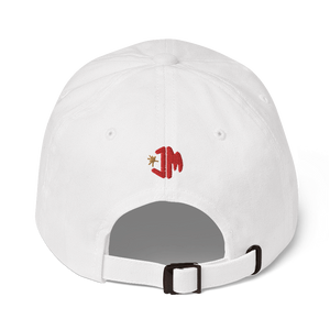 Queen of Hearts Dad Hat