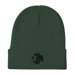 15 From Me - Embroidered Beanie