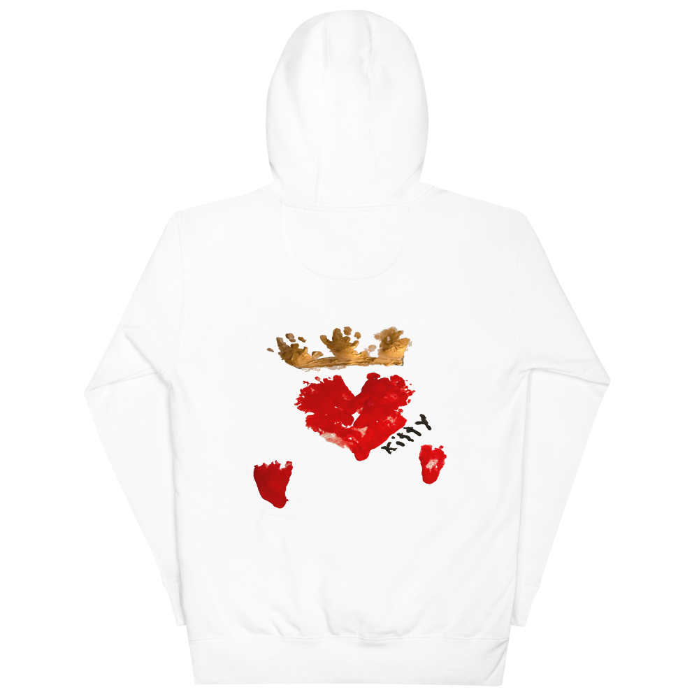 Queen of Hearts Unisex Hoodie