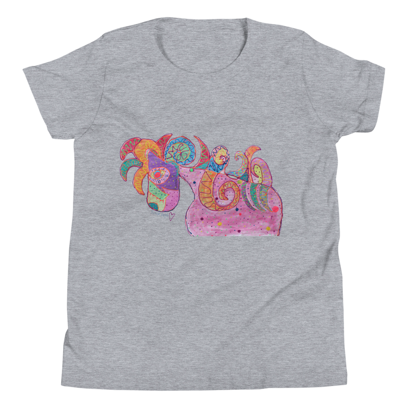 Jag the Horse Youth Short Sleeve