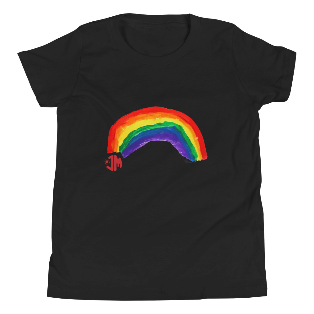Rainbow Youth Short Sleeve