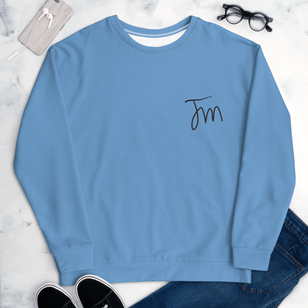 15 From Me Throwback Unisex Sweatshirt