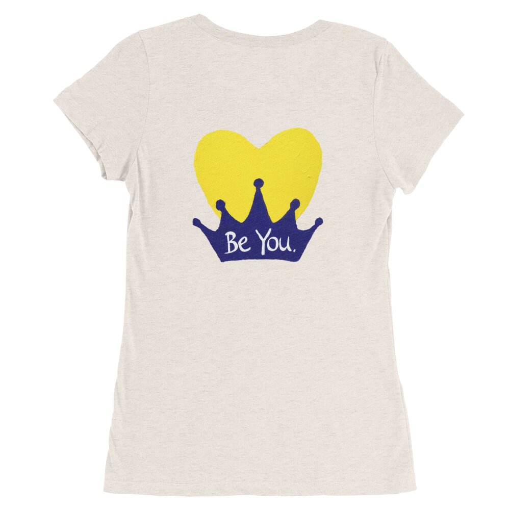 Be You Women's Fit Short Sleeve