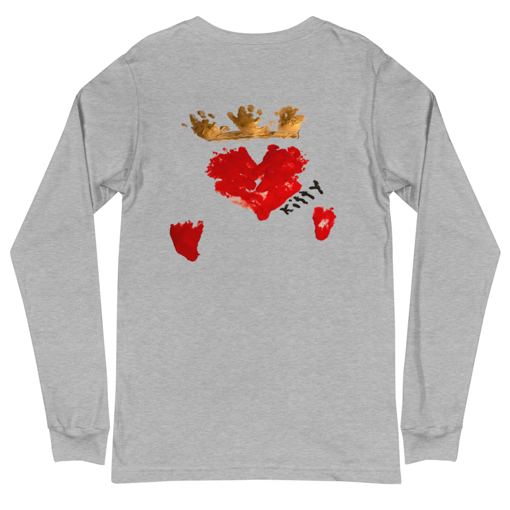 Queen of Hearts Long Sleeve