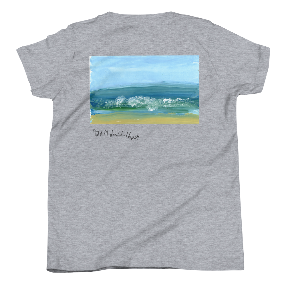 Waves Youth Short Sleeve