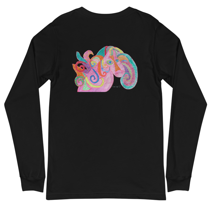 Rowdy the Horse Long Sleeve