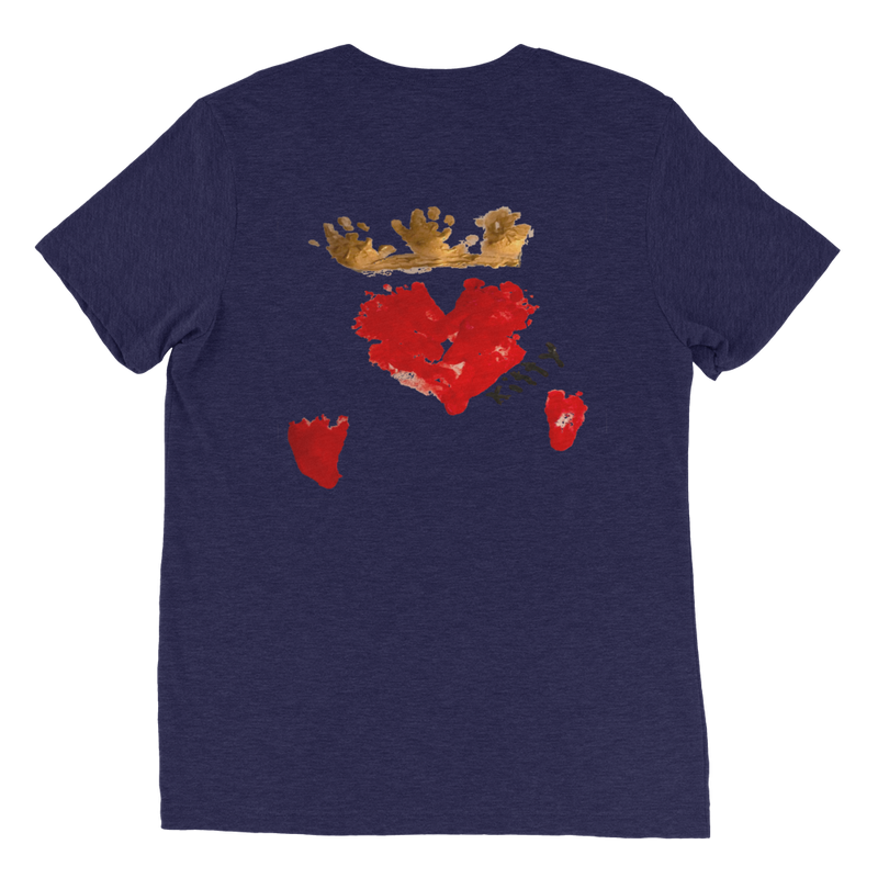 Queen of Hearts Short Sleeve