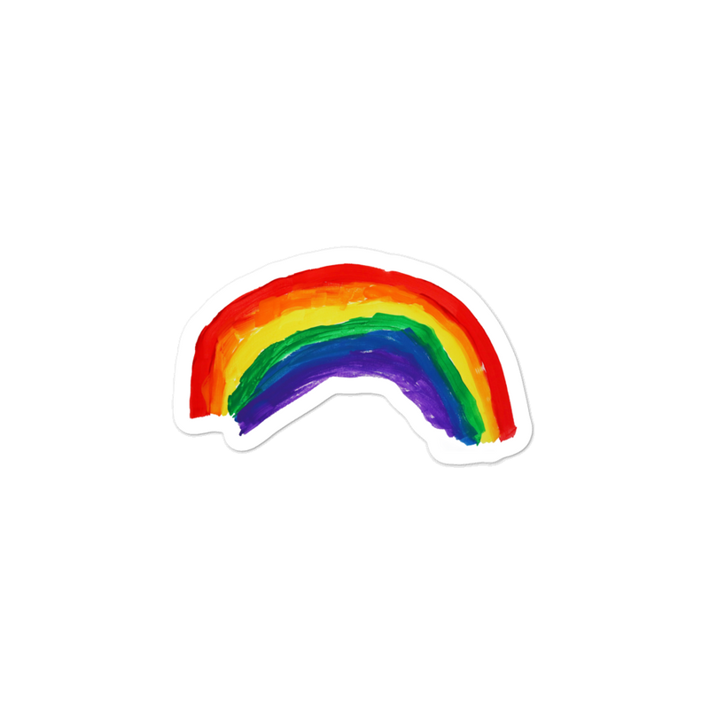 Rainbow Sticker