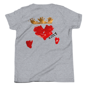 Queen of Hearts Youth Short Sleeve