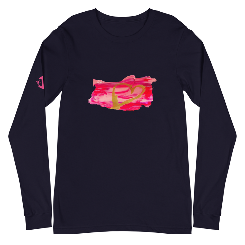 Valentine's Day Long Sleeve