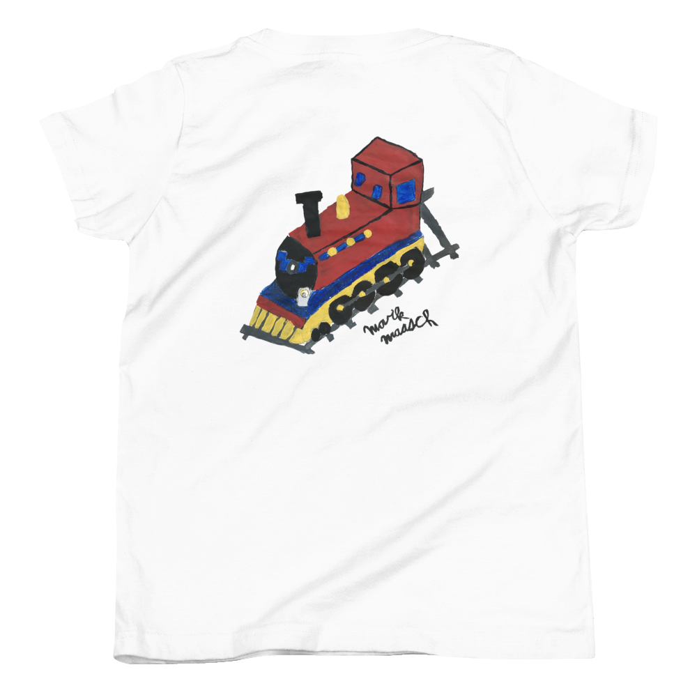 Train Youth Short Sleeve