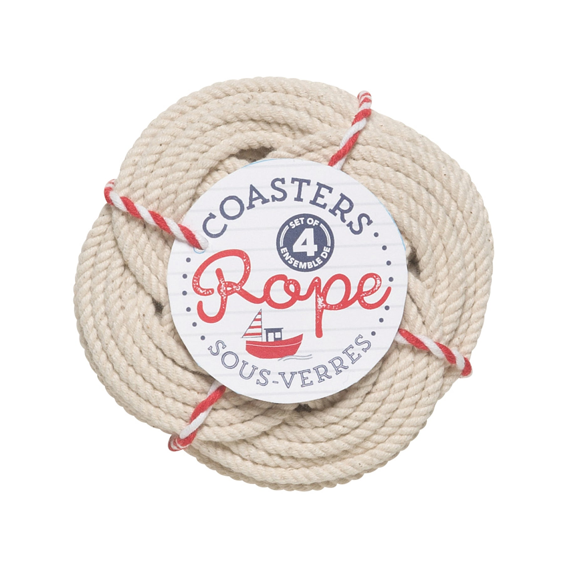 Coaster Set - Rope