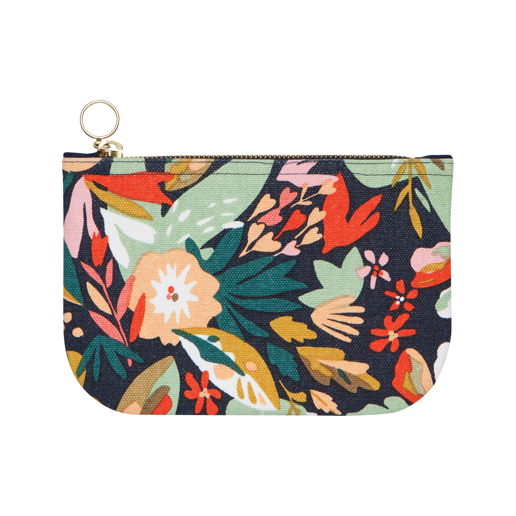 Zipper Pouch Small - Superbloom