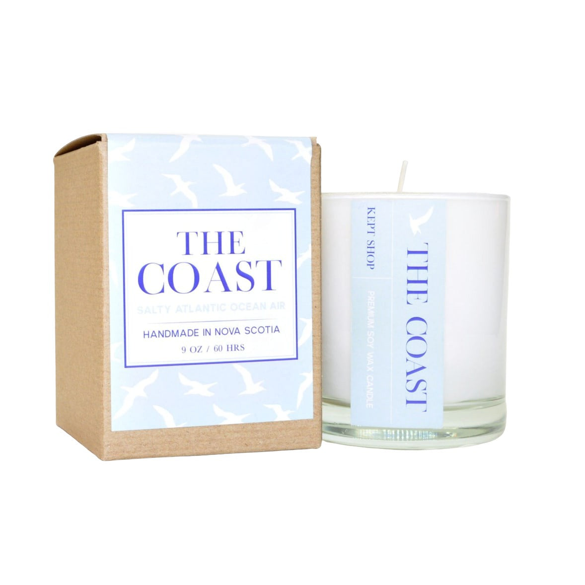Kept Shop Candle - The Coast