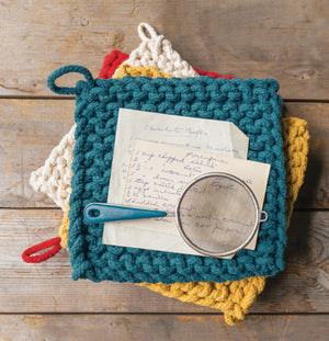 Potholder - Crochet