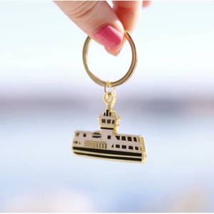 Keychain - Dartmouth Ferry