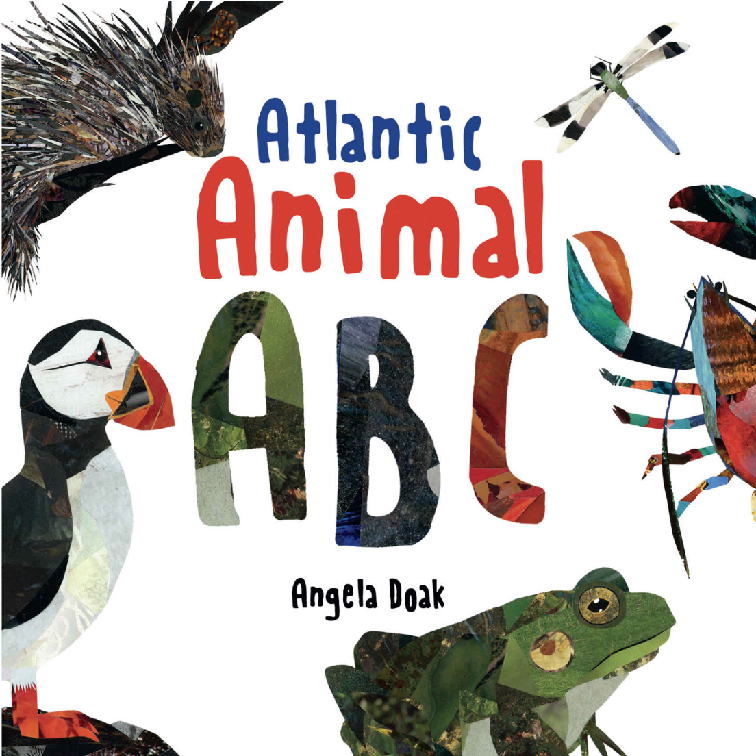 Atlantic Animal ABC - Board Book