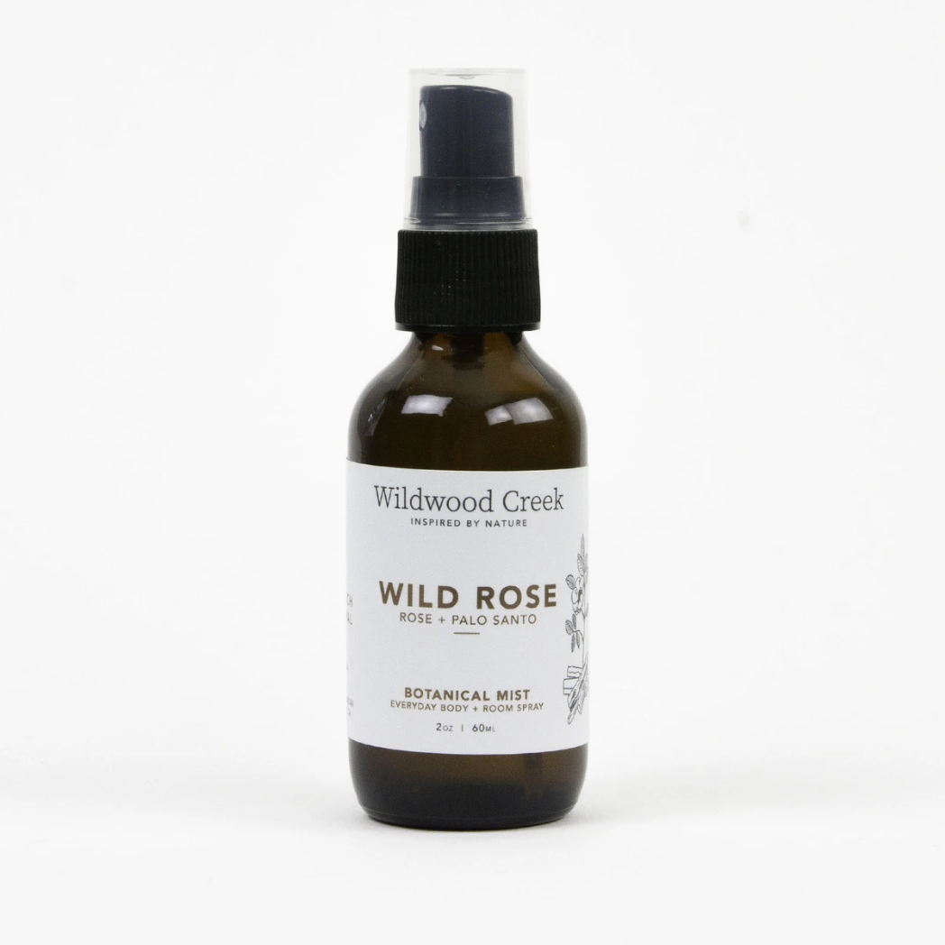 Wildwood Creek - Botanical Mist - Wild Rose
