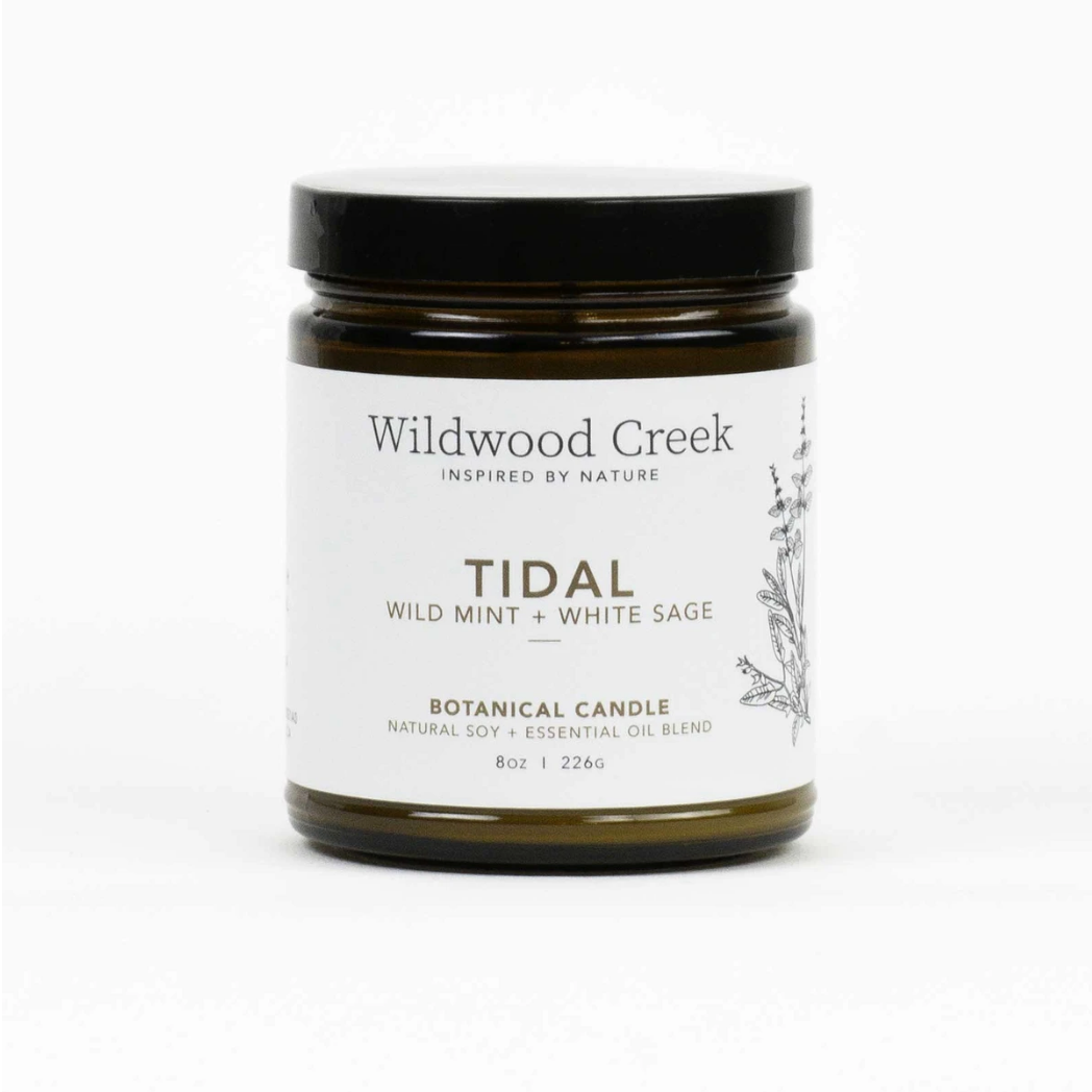 Wildwood Creek - Candle 8oz - Tidal